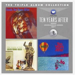 Ten Years After - The Triple Album Collectio
