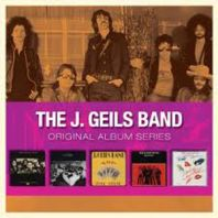 J.Geils band - ORIGINAL ALBUM SERIES