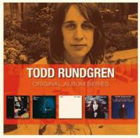 Todd Rundgren - ORIGINAL ALBUM SERIES