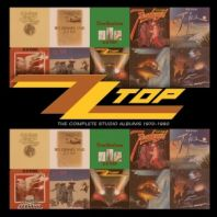 ZZ Top - The Complete Studio Albums '70-'90